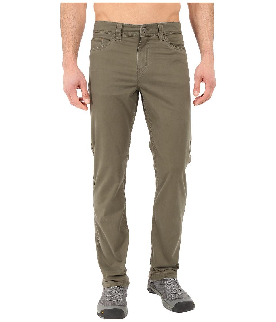 Toad&Co - Sawyer Pants (Dark Moss) Men's Casual Pants