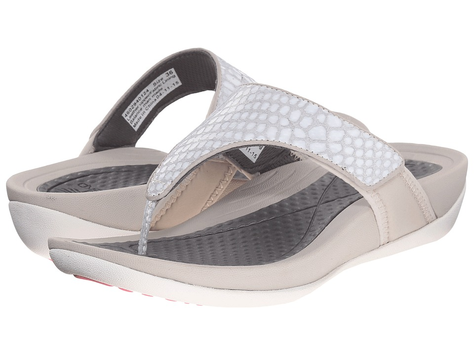 Dansko - Katy 2 (Grey Snake) Women's Sandals