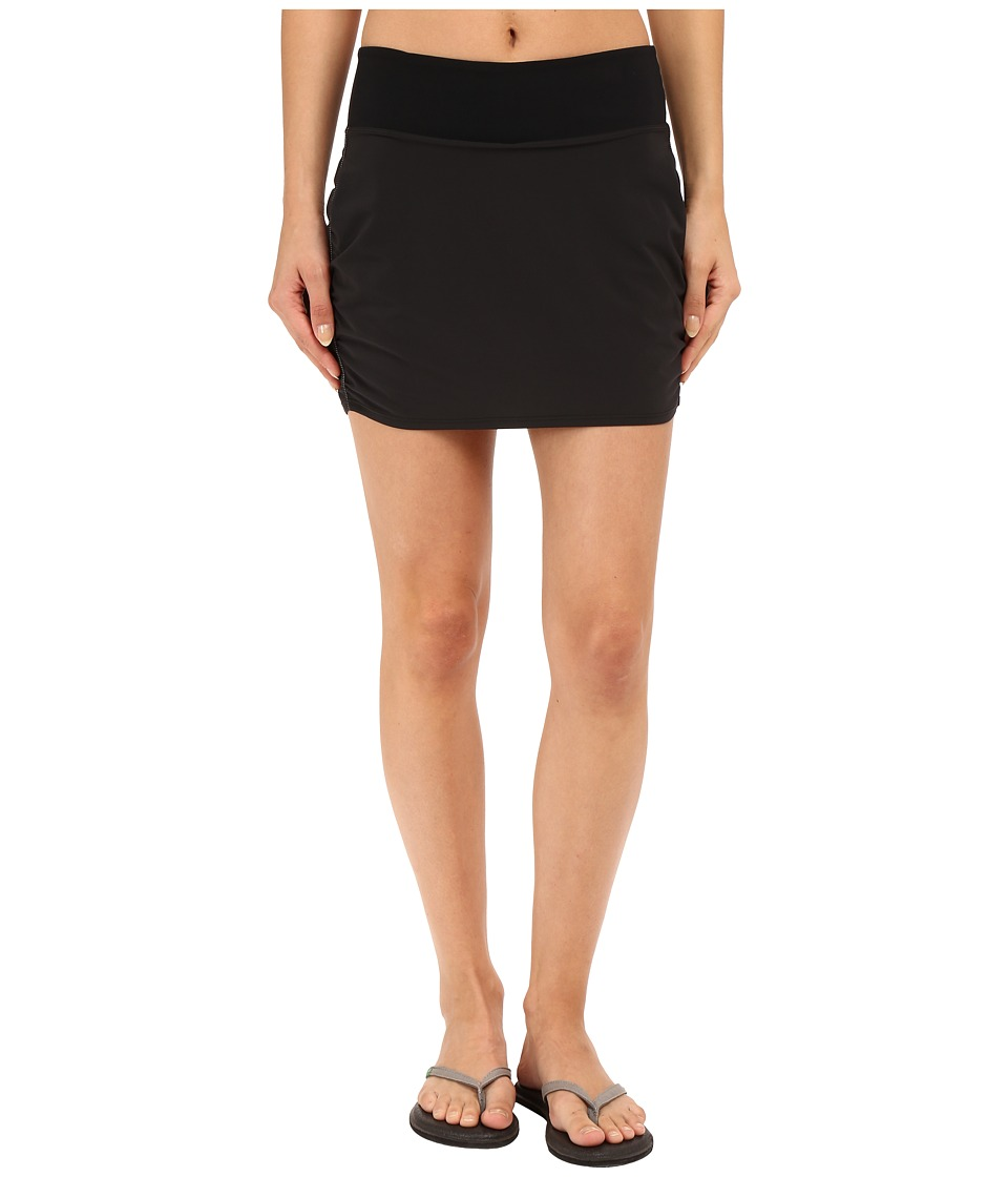 Columbia - Trail Flash Skort (Black) Women's Skort