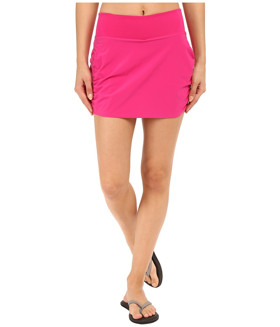Columbia - Trail Flash Skort (Haute Pink) Women's Skort
