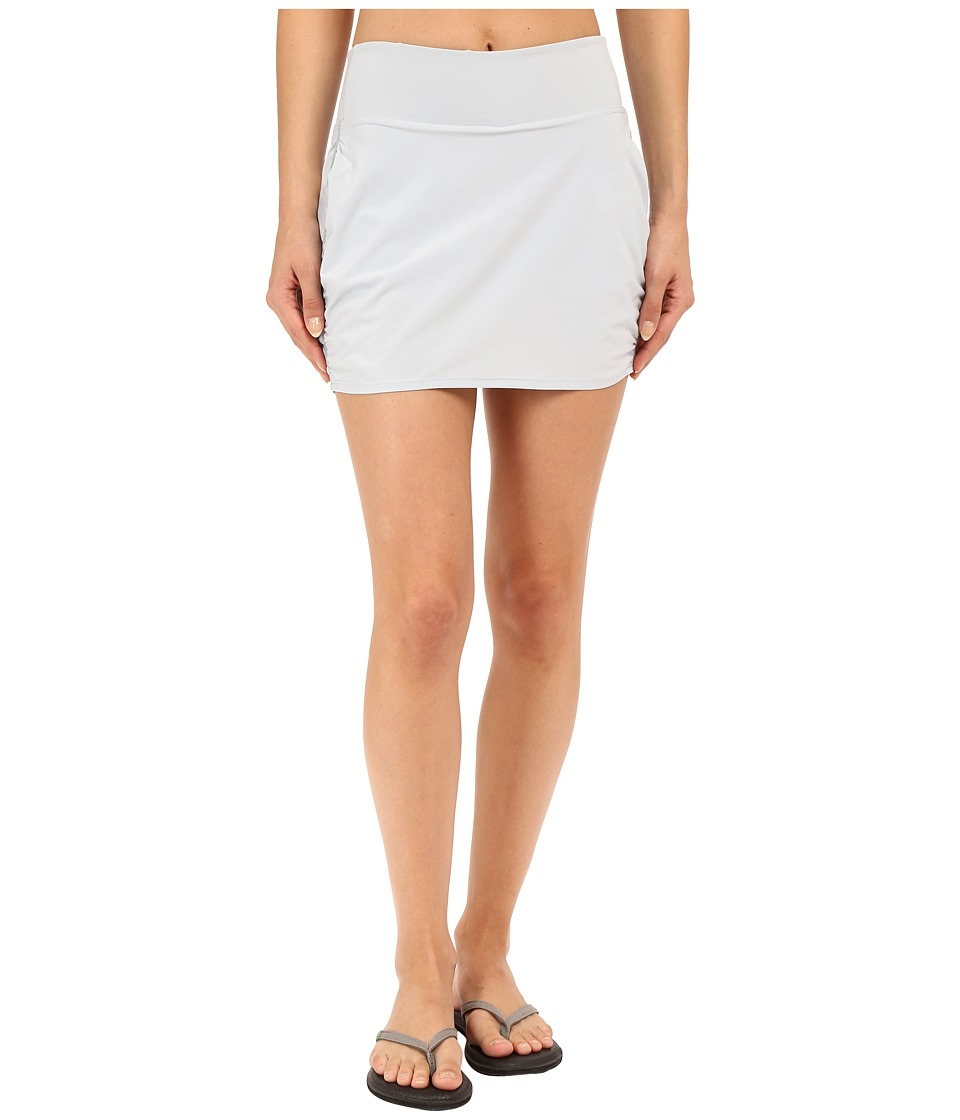 Columbia - Trail Flash Skort (Cirrus Grey) Women's Skort