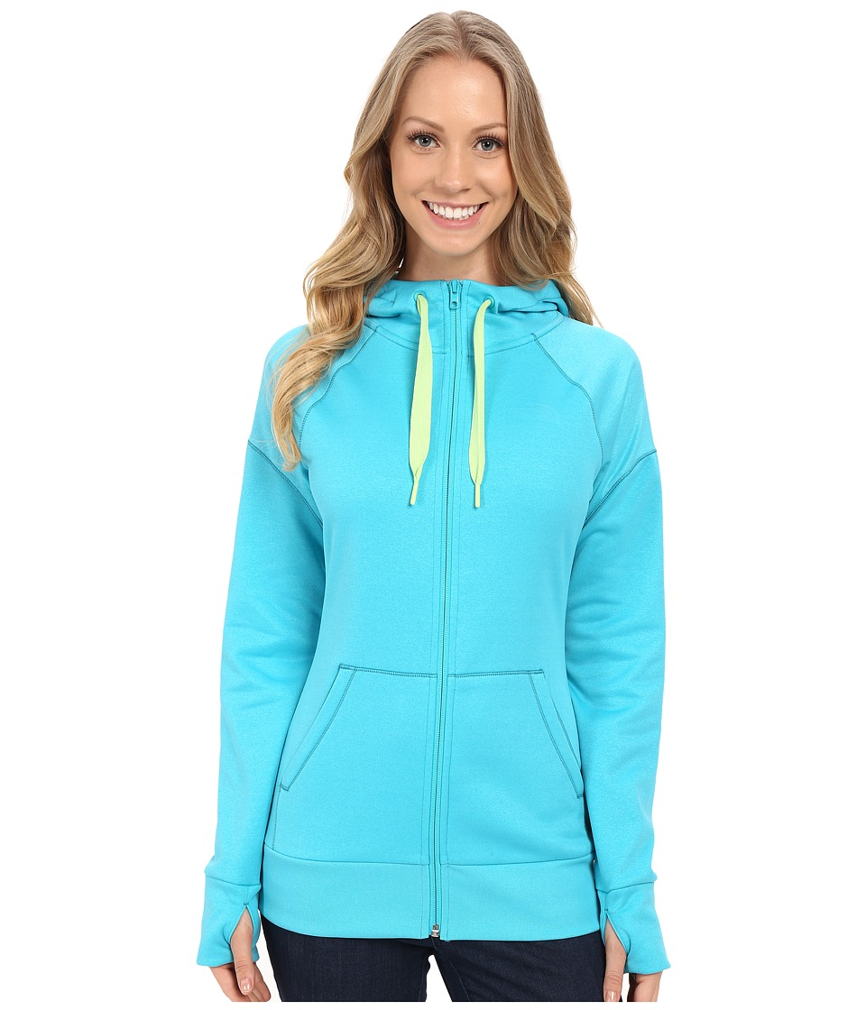 The North Face - Suprema Full Zip Hoodie (Bluebird) Women's Sweatshirt