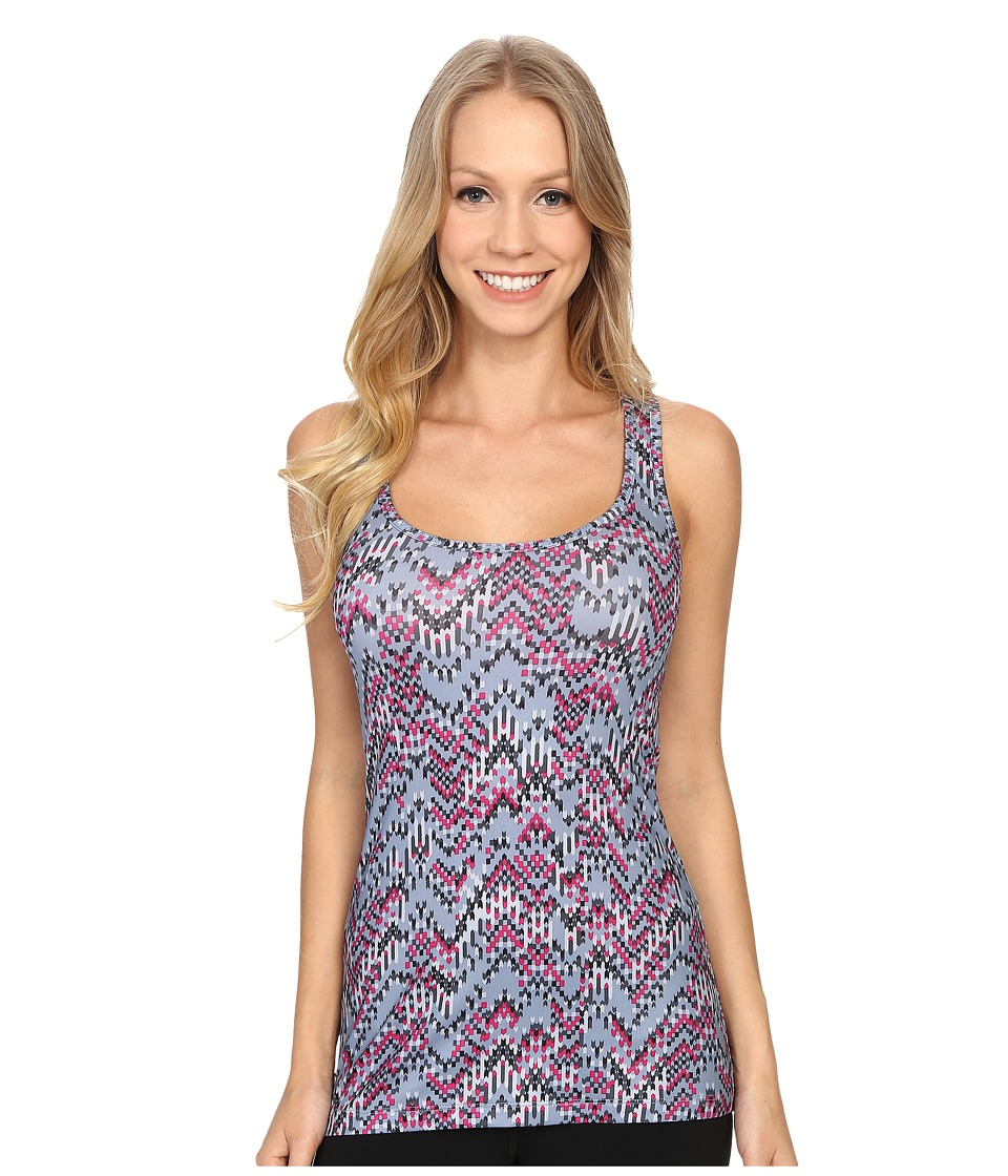 Columbia - Trail Fiesta Tank Top (Beacon Chevron Fractile) Women's Sleeveless