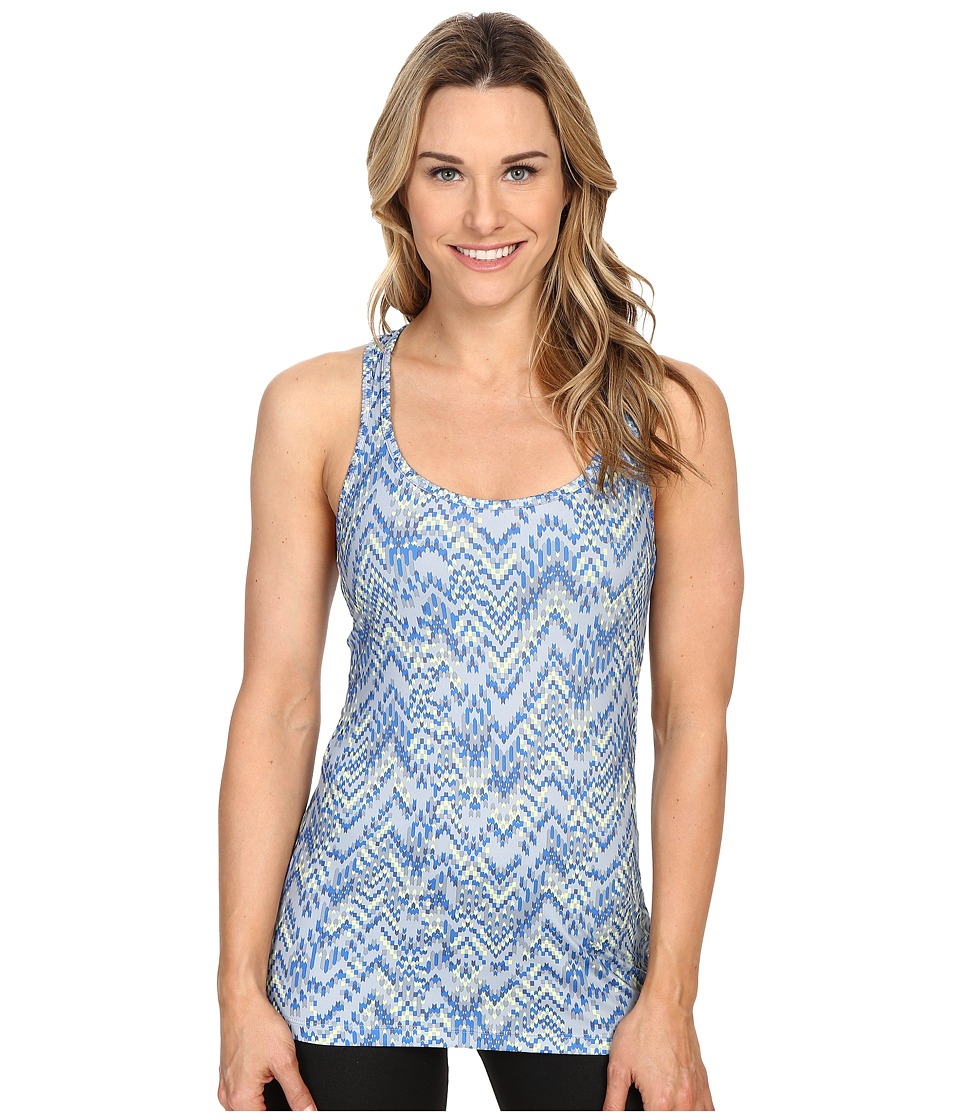 Columbia Trail Fiestatm Tank Top (Cirrus Grey Chevron Fractile) Women