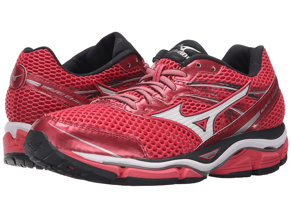 Mizuno - Wave Enigma 5 (Calypso Coral/White/Dark Shadow) Women's Running Shoes