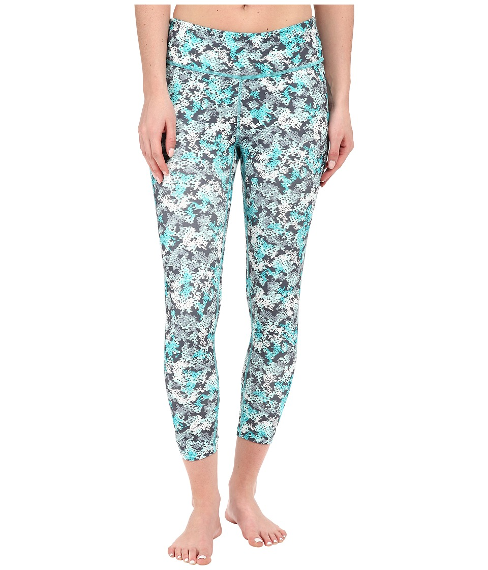 Columbia - Trail Bound Capri Tight (Miami Cloudy Camo) Women's Casual Pants