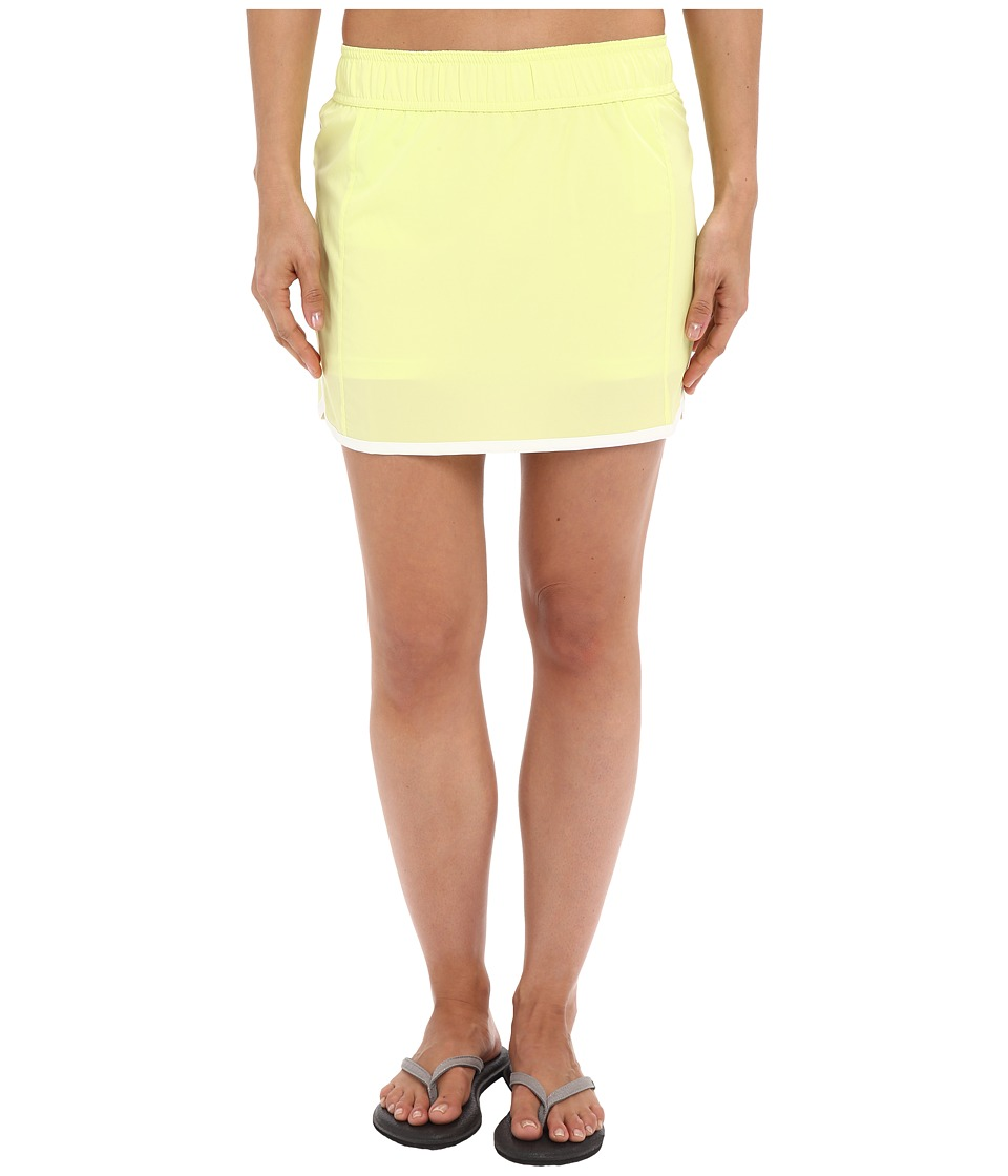 Columbia - Zero Rules Skort (Neon Light/White Binding) Women
