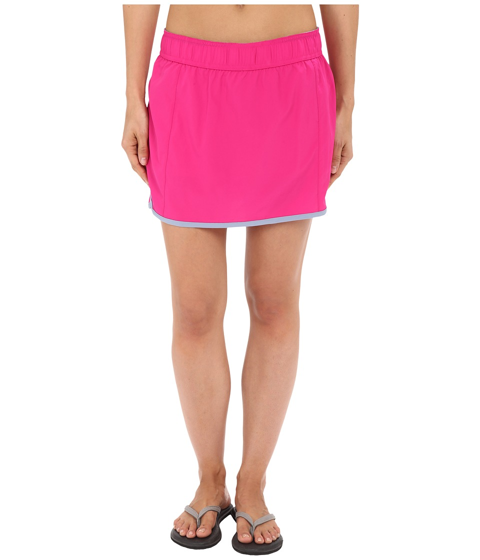 Columbia - Zero Rules Skort (Haute Pink/Beacon Binding) Women's Skort