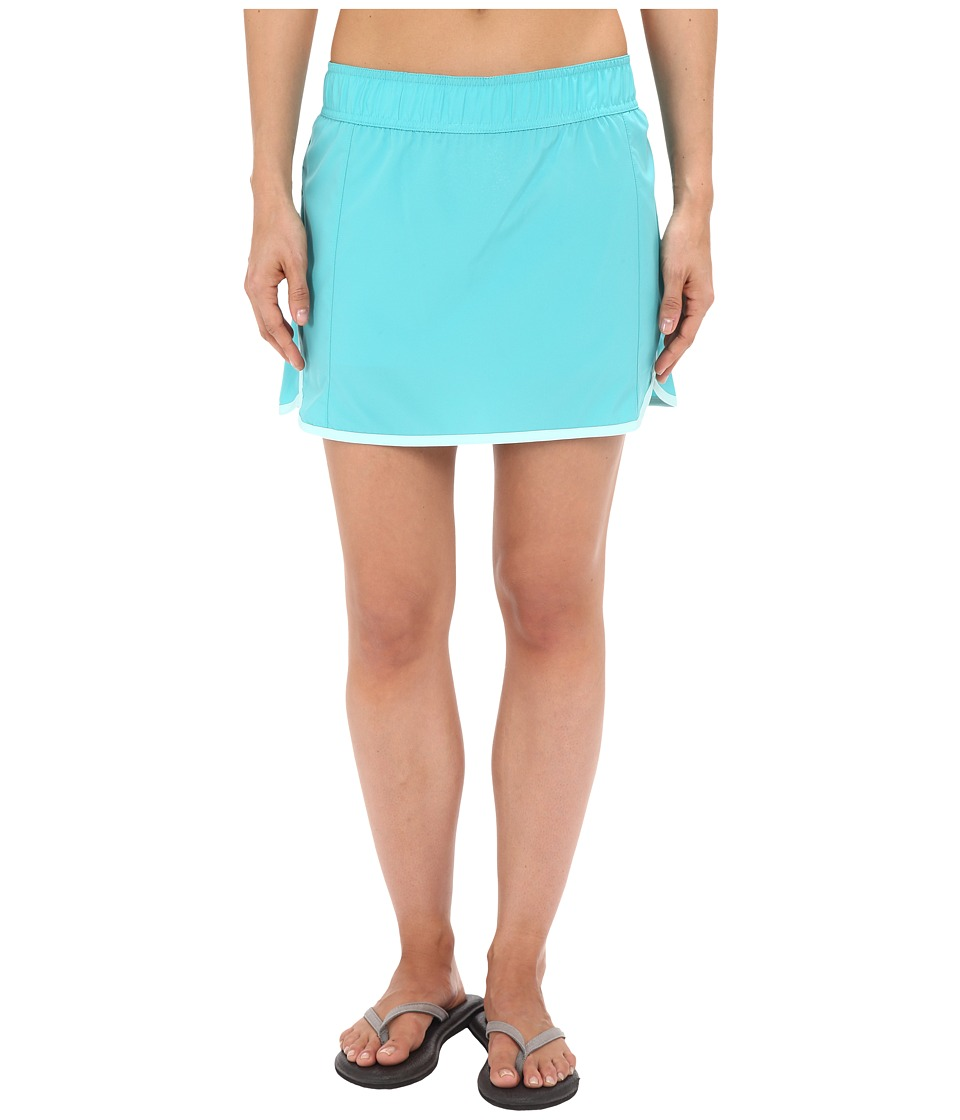Columbia - Zero Rules Skort (Miami/Ocean Water Binding) Women's Skort