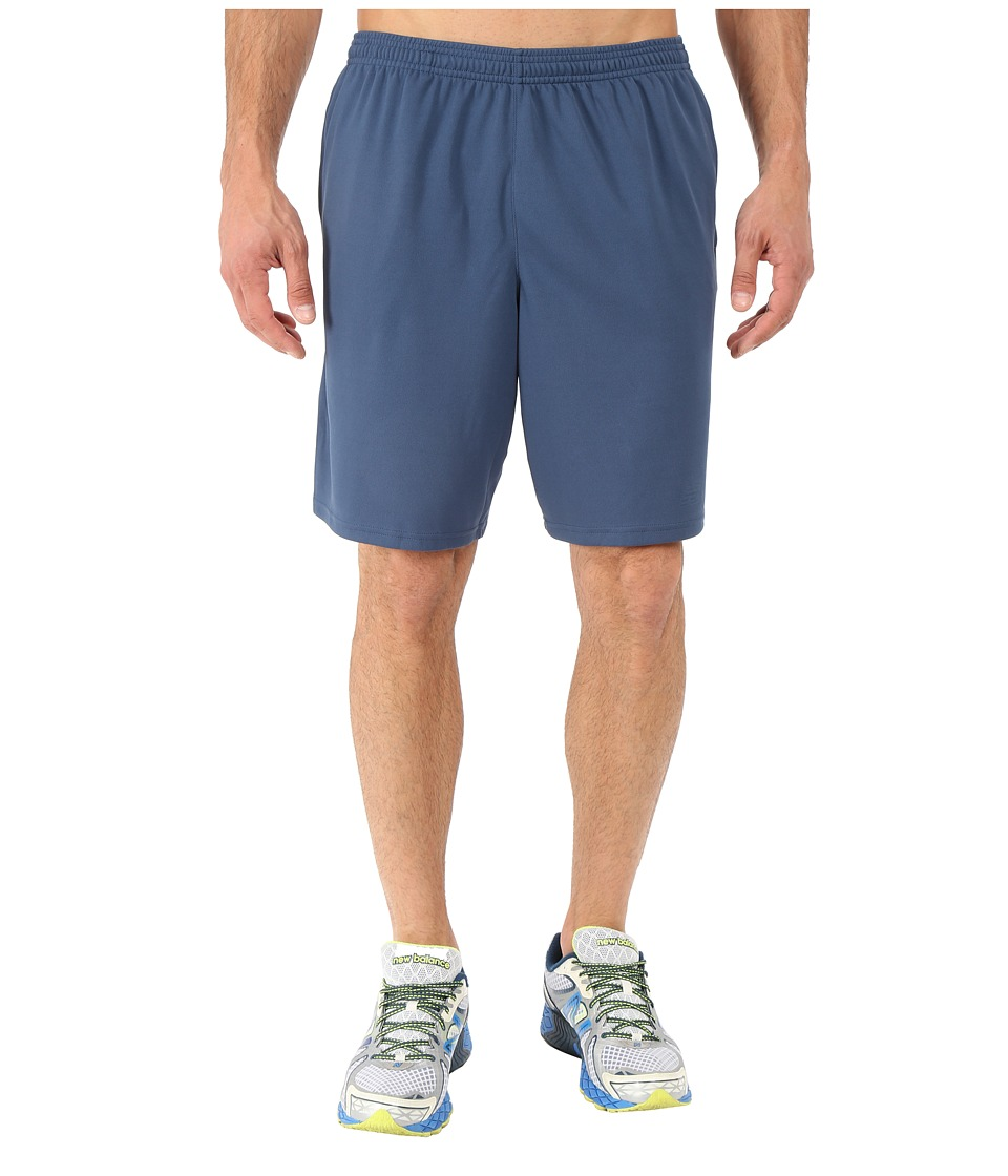 New Balance - Novelty Knit Shorts (Gravity Vital Green) Men's Shorts