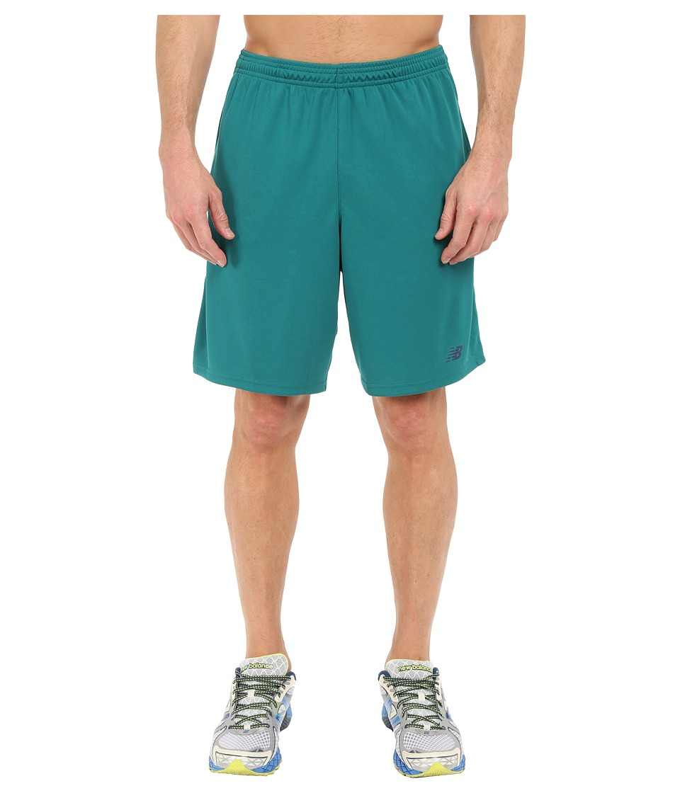 New Balance - Novelty Knit Shorts (Gravity Juniper) Men's Shorts