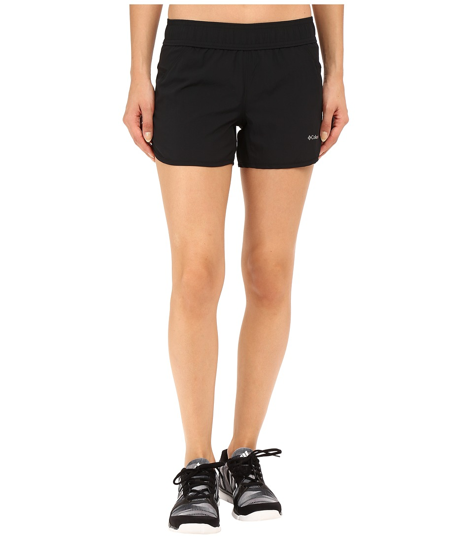 Columbia - In The Dust Shorts (Black/Shark) Women's Shorts