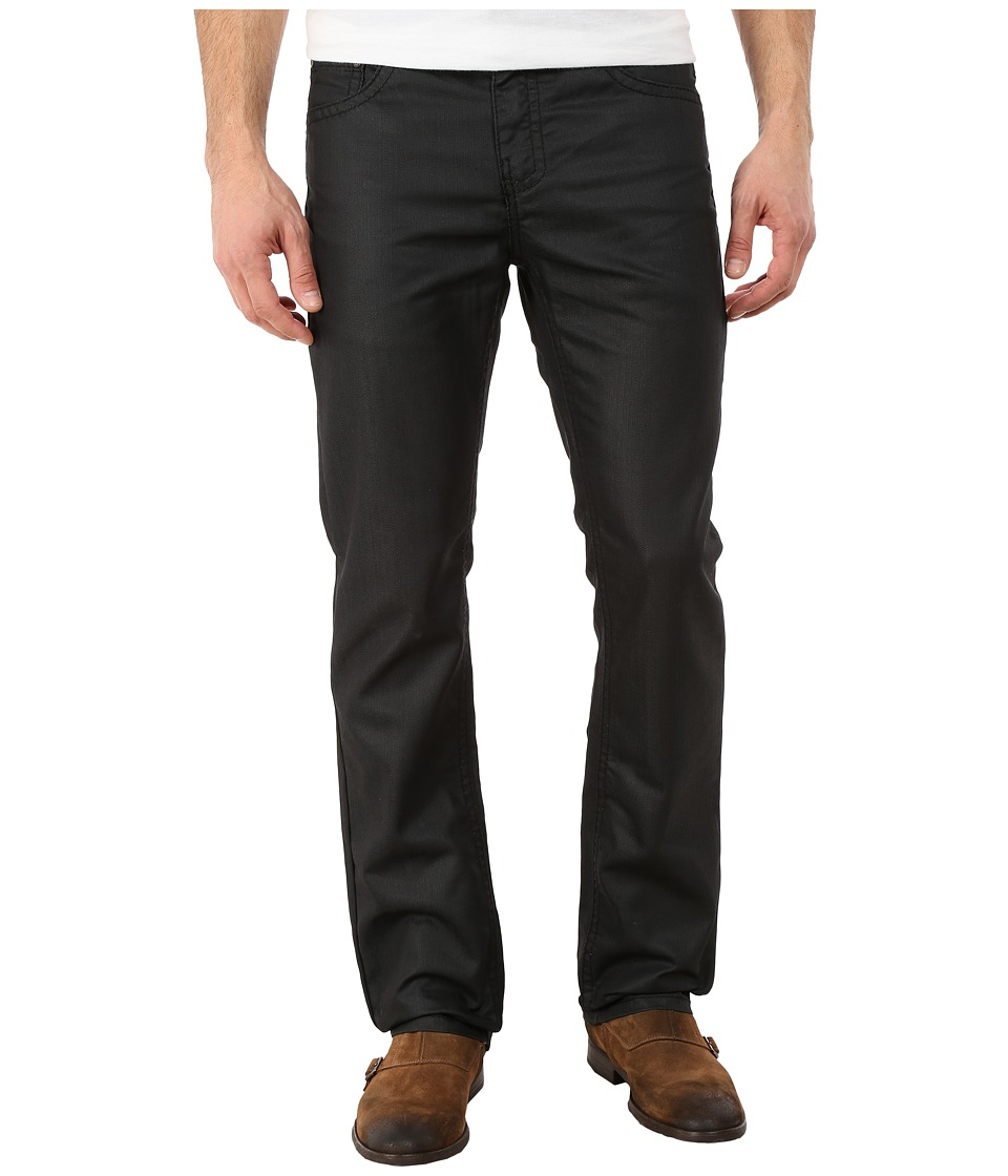 Request - Larry Jeans in Black Coated (Black Coated) Men's Jeans