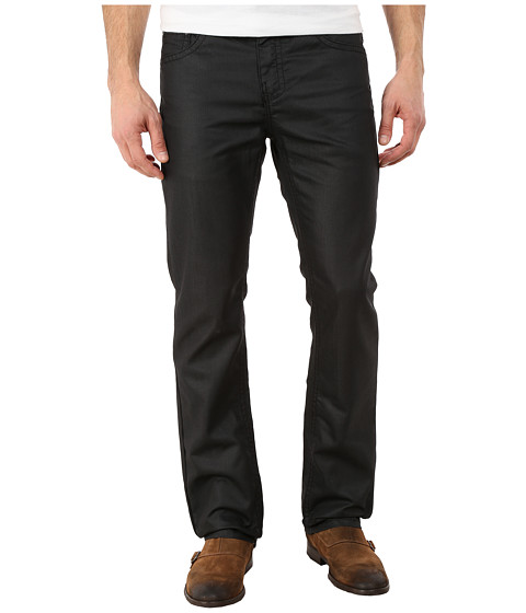 Request - Larry Jeans in Black Coated (Black Coated) Men