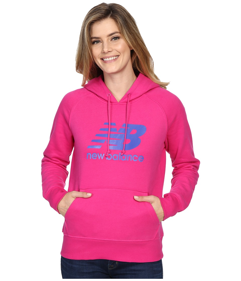 New Balance - Essentials Hoodie (Carnival) Women's Sweatshirt
