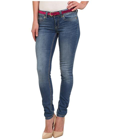 U.S. POLO ASSN. - Super Skinny Lara Denim Jeans in Medium Antique (Medium Antique) Women