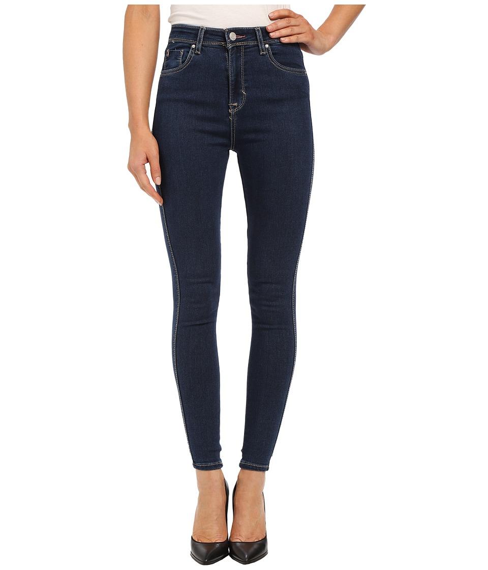 U.S. POLO ASSN. - Lancaster Jeans Jegging in Enzyme Blue (Enzyme Blue) Women