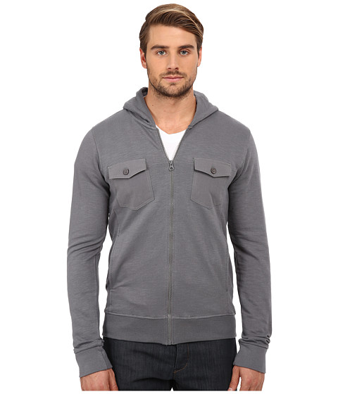 Request - Finn Hoodie (Medium Grey) Men