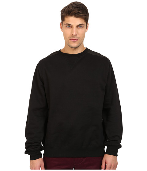 Request - Jamie Pullover Sweater (Charcoal Gray) Men