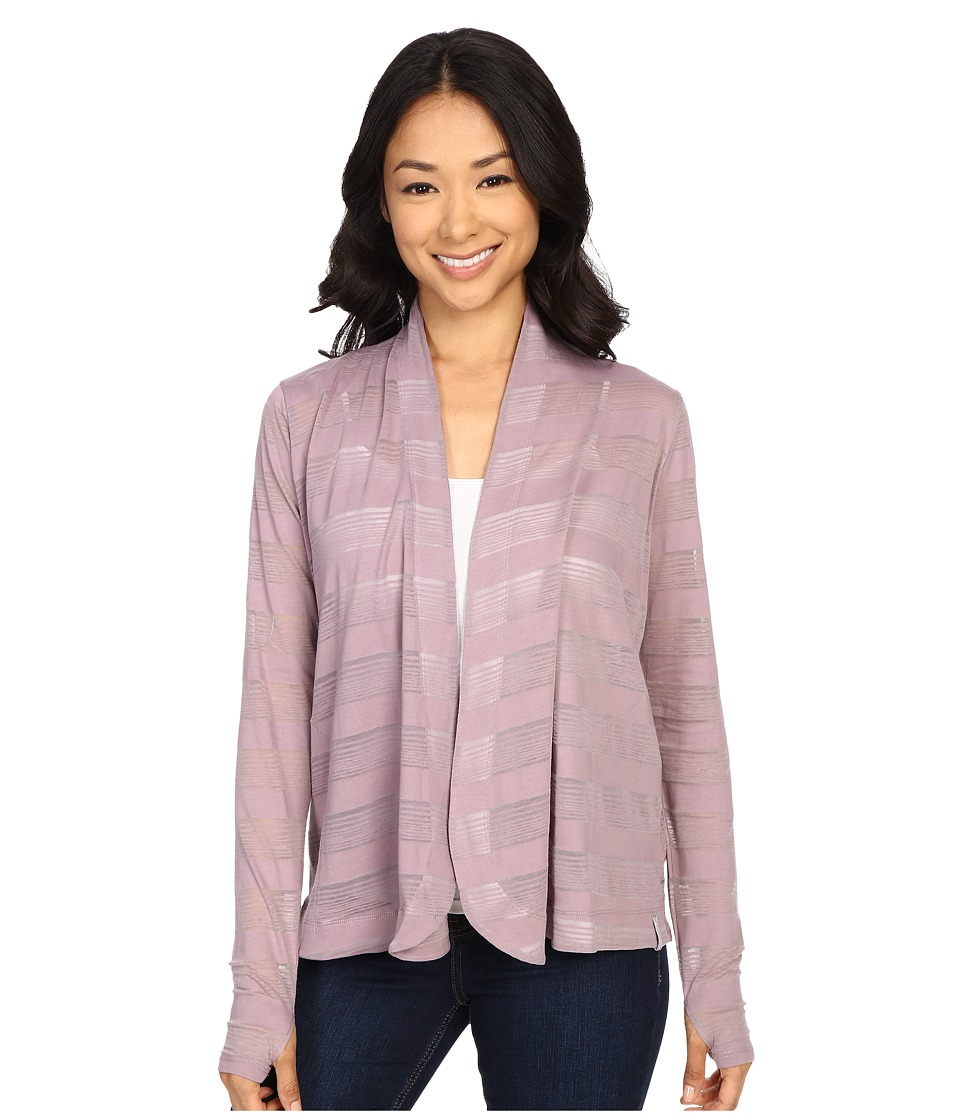 Columbia - Inner Luminosity Wrap (Sparrow) Women's Long Sleeve Pullover