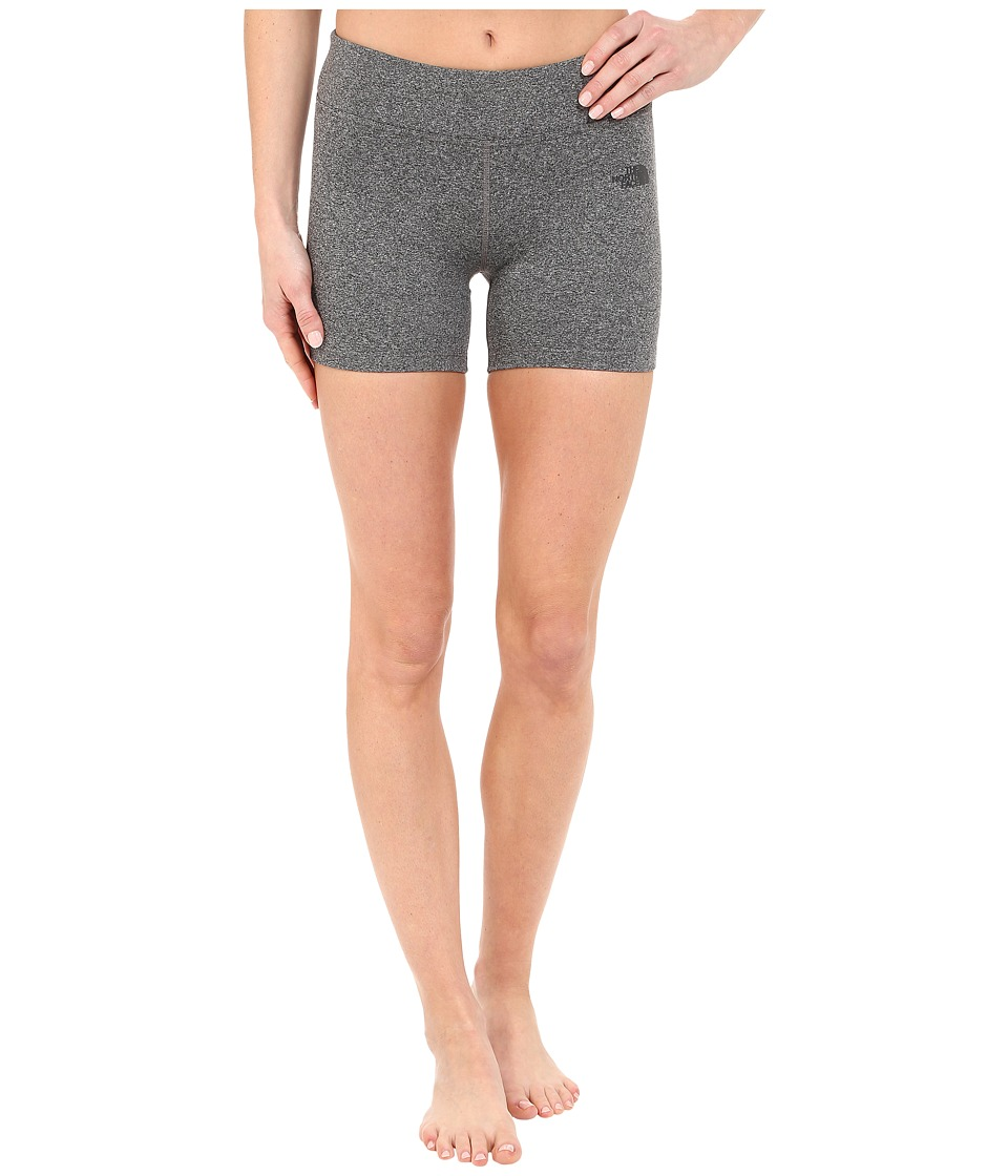 The North Face - Pulse Short Tight (TNF Medium Grey Heather) Women's Shorts