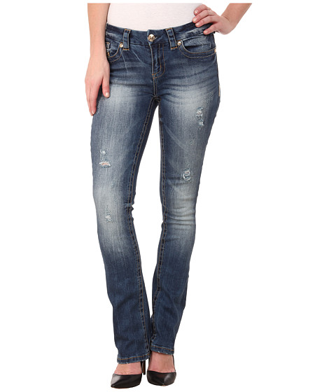 Seven7 Jeans - Slim Bootcut Jeans in Vale (Vale) Women's Jeans