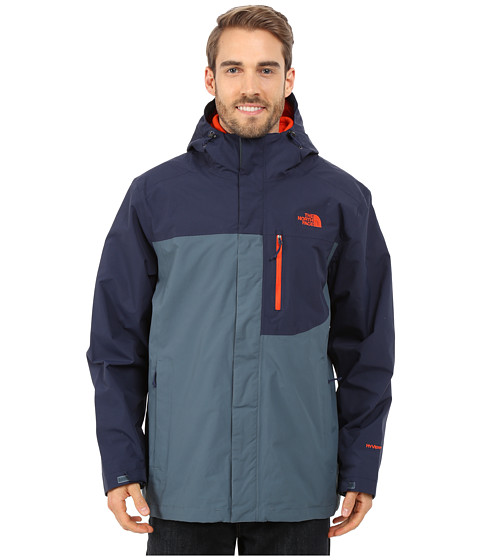 The North Face - Atlas Triclimate Jacket (Conquer Blue/Cosmic Blue) Men's Coat