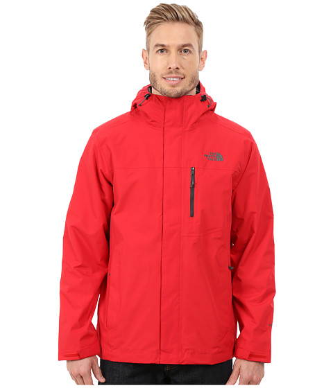 The North Face - Atlas Triclimate Jacket (TNF Red/TNF Red) Men's Coat