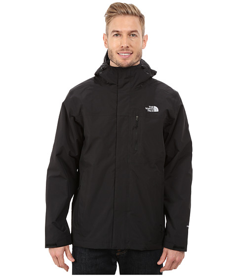 The North Face - Atlas Triclimate Jacket (TNF Black/TNF Black) Men's Coat