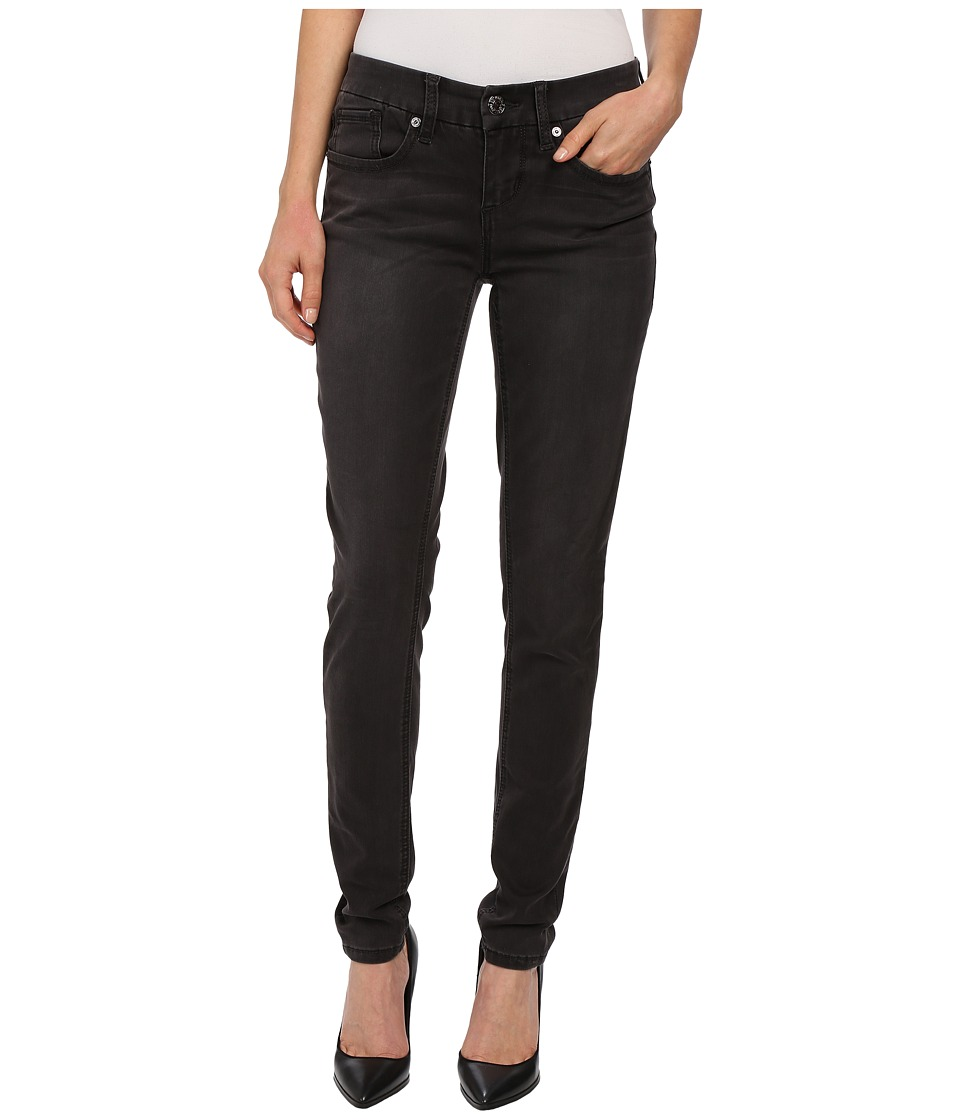 Seven7 Jeans - Rhinestone Embroidered Skinny Pants (Lambert Black) Women's Casual Pants