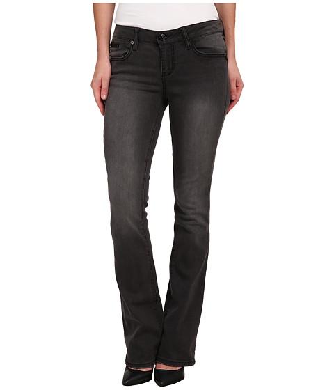 Seven7 Jeans - Slim Zip Coin Jeans in Blackberry (Blackberry) Women