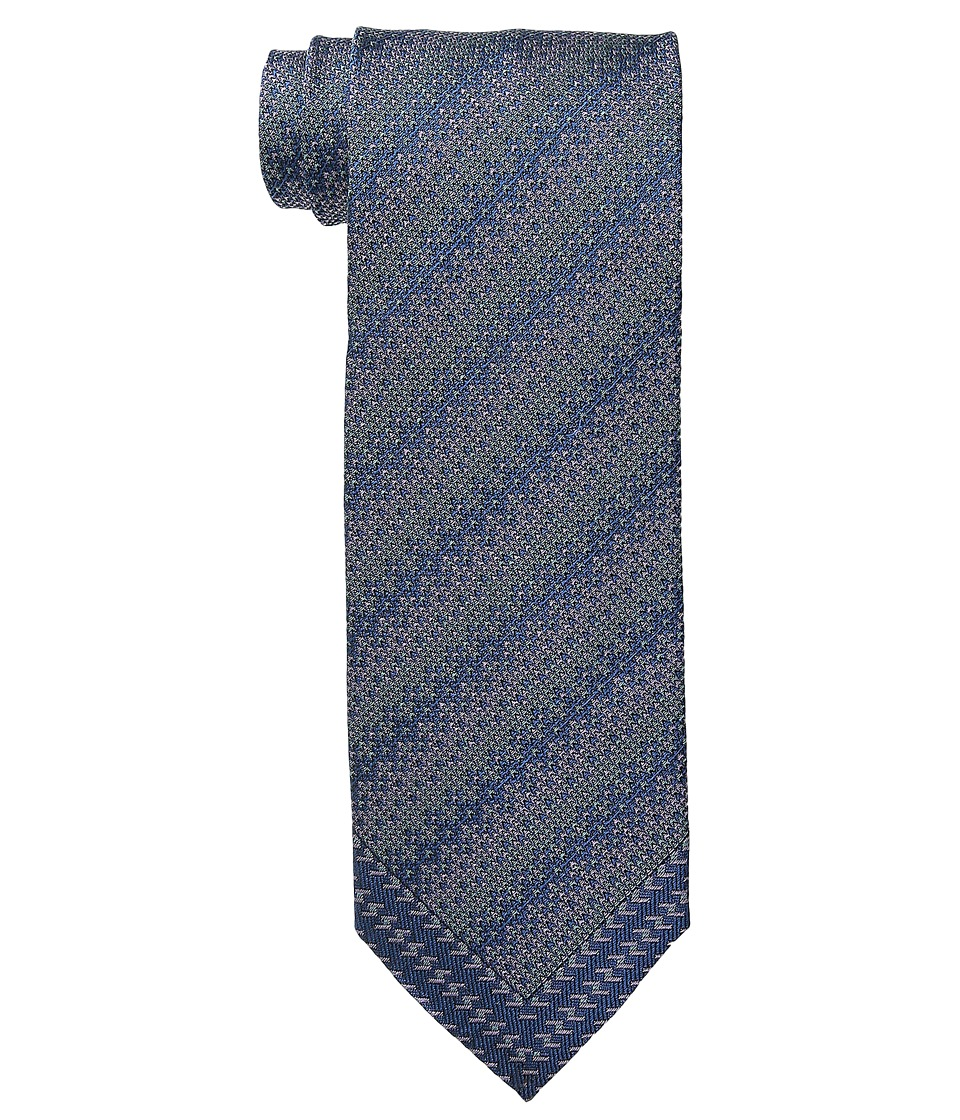 Missoni - CRB8SEU5023 (Blue/Pink) Ties