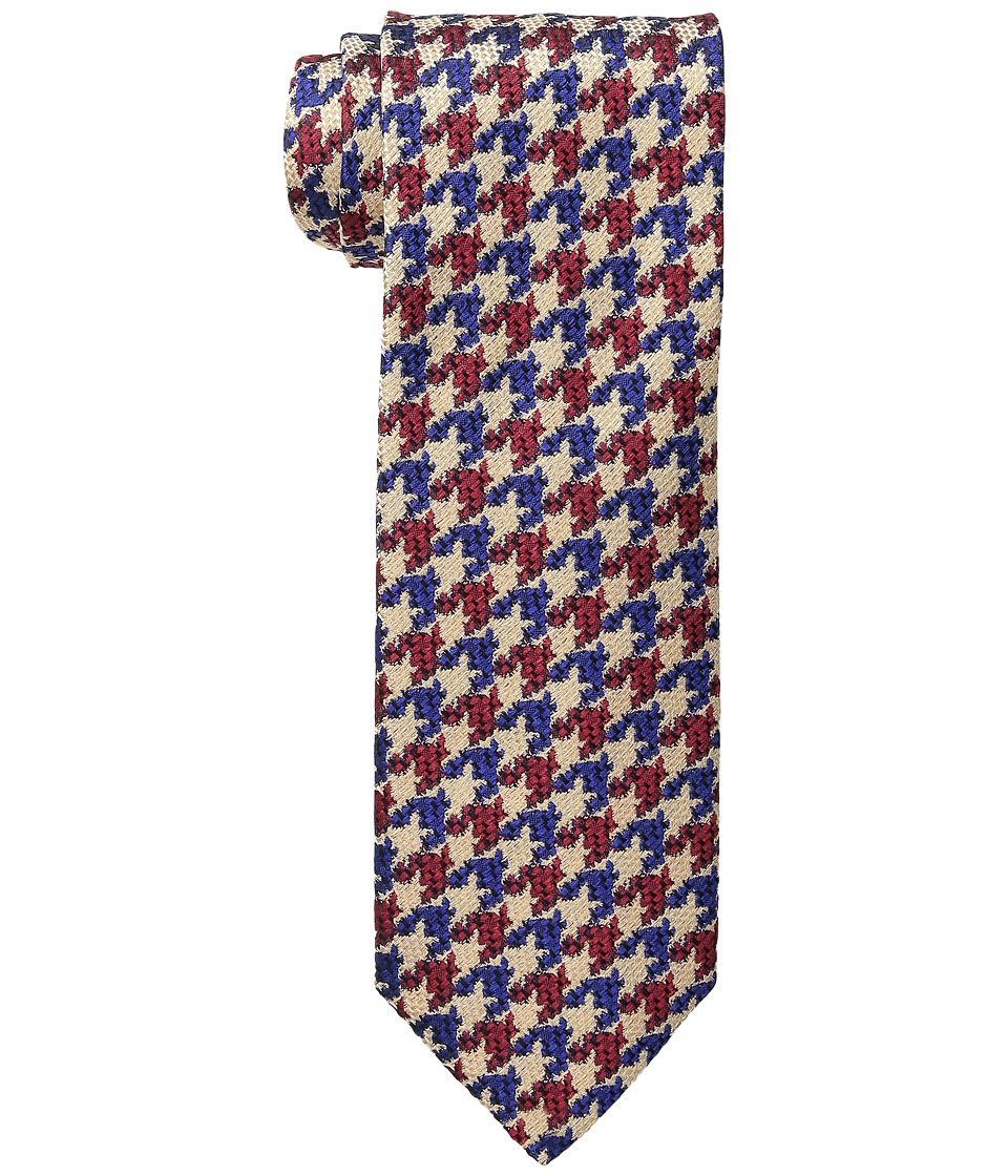 Missoni - CRB8SEU5094 (Red/Tan) Ties