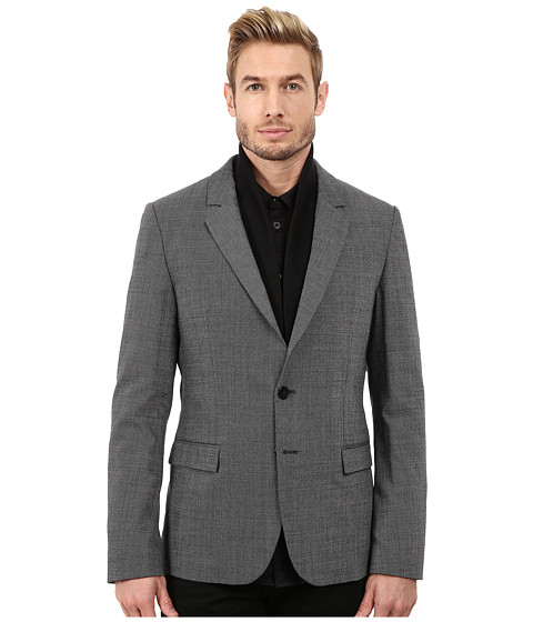 HUGO - Ardin 10184114 01 (Dark Grey) Men's Jacket