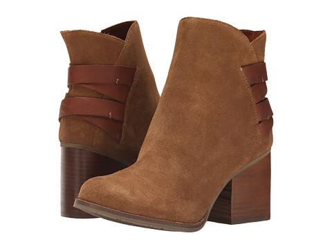 MIA - Heritage - Genessa (Tan) Women's Zip Boots