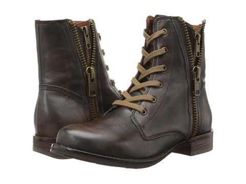 MIA - Heritage - Fatina (Brown) Women's Zip Boots