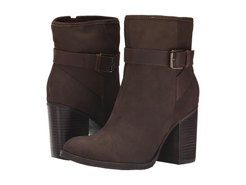 MIA - Eileen (Mushroom) Women's Zip Boots