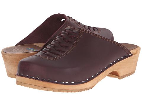 MIA - Heidi (Wine) Women's Clog Shoes
