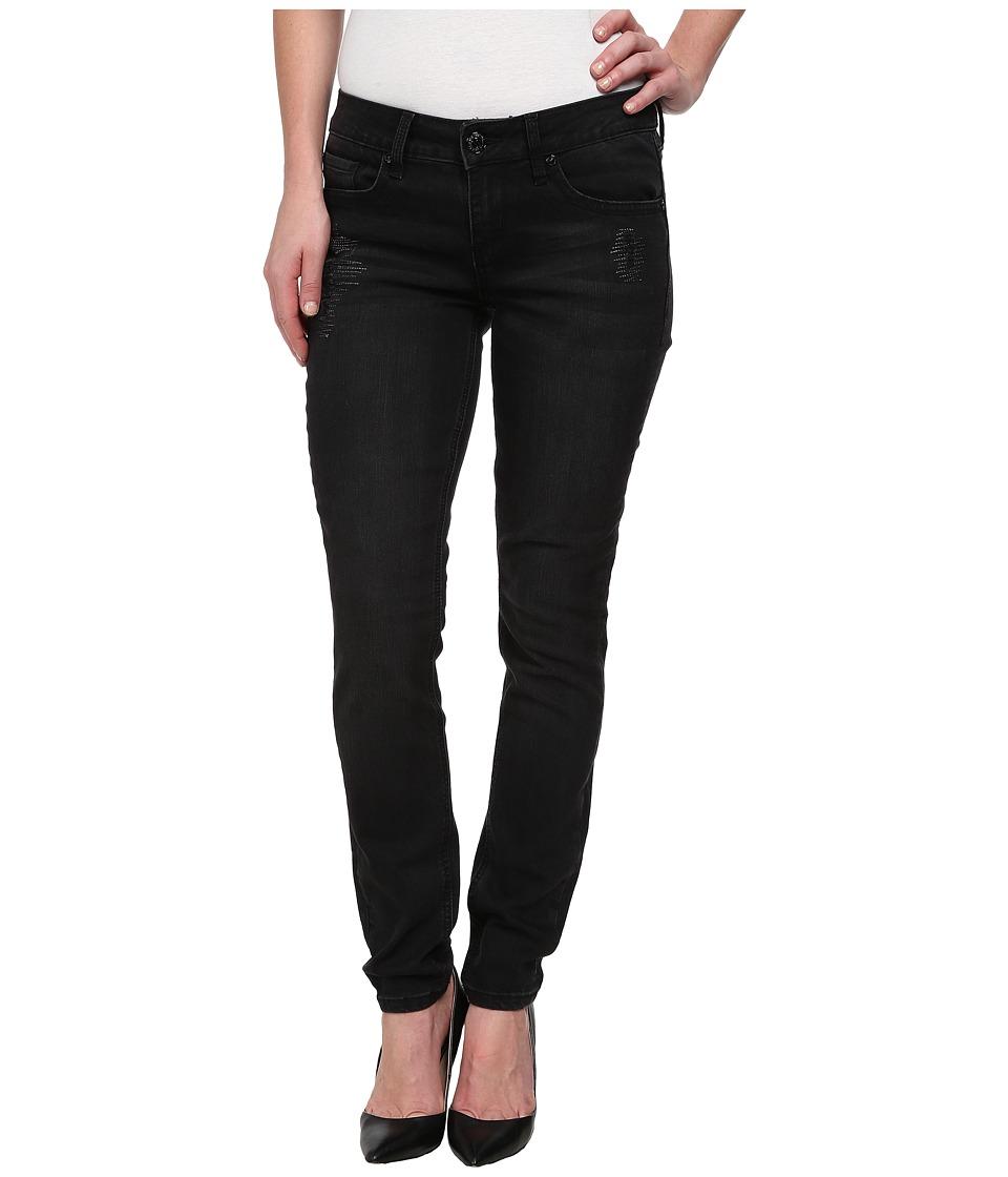 Seven7 Jeans - Skinny Jeans in Jetset Black (Jetset Black) Women's Jeans