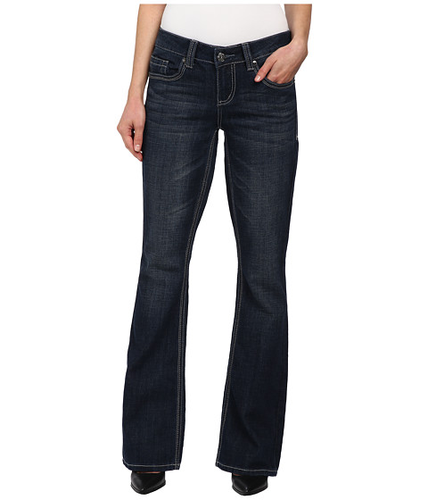 Seven7 Jeans - Bootcut Jeans in Fiction (Fiction) Women's Jeans