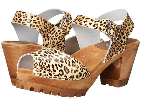 MIA - Greta (Leopard) High Heels