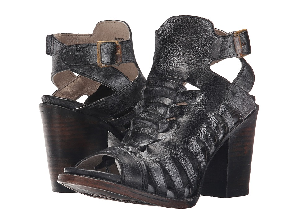 Freebird - Bongo (Black) High Heels