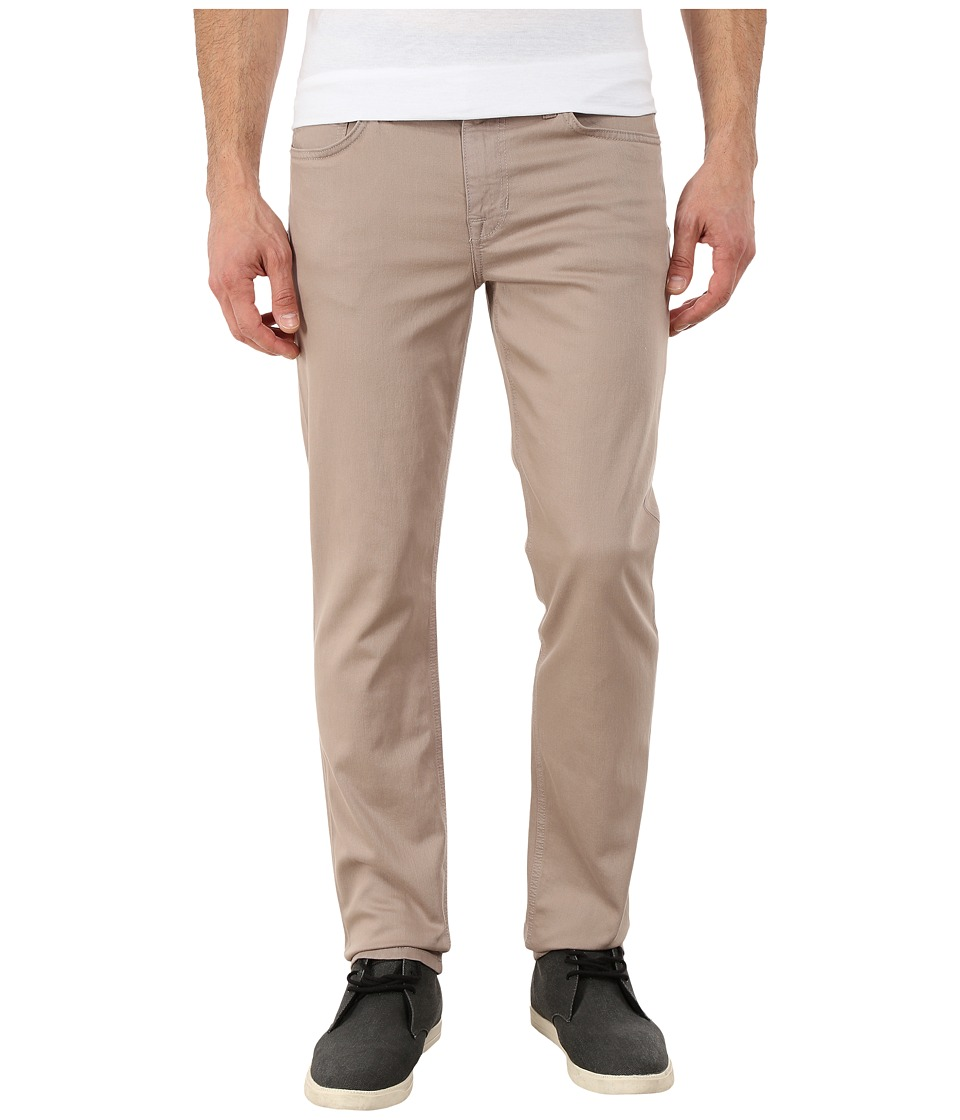 Joe's Jeans - Slim Fit Twill in Stone Grey (Stone Grey) Men's Casual Pants