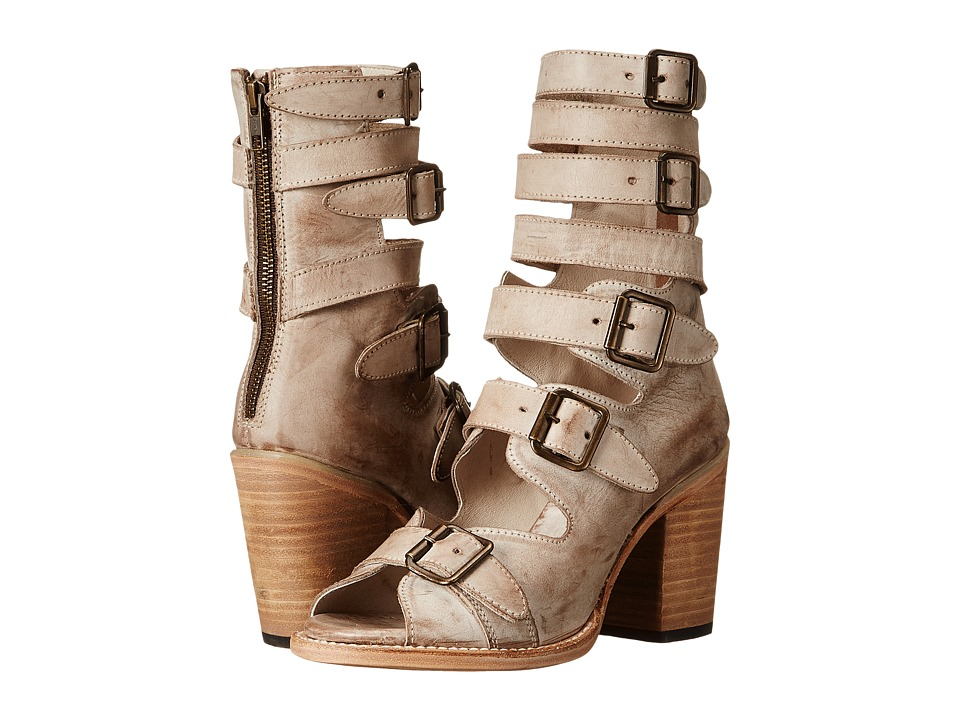 Freebird - Bond (Taupe) High Heels