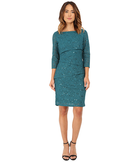 rsvp - Isabella Dress (Teal) Women