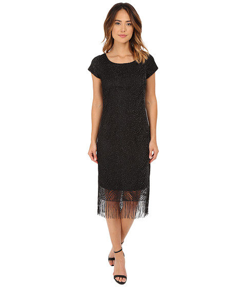 rsvp - Simona Dress (Black) Women's Dress