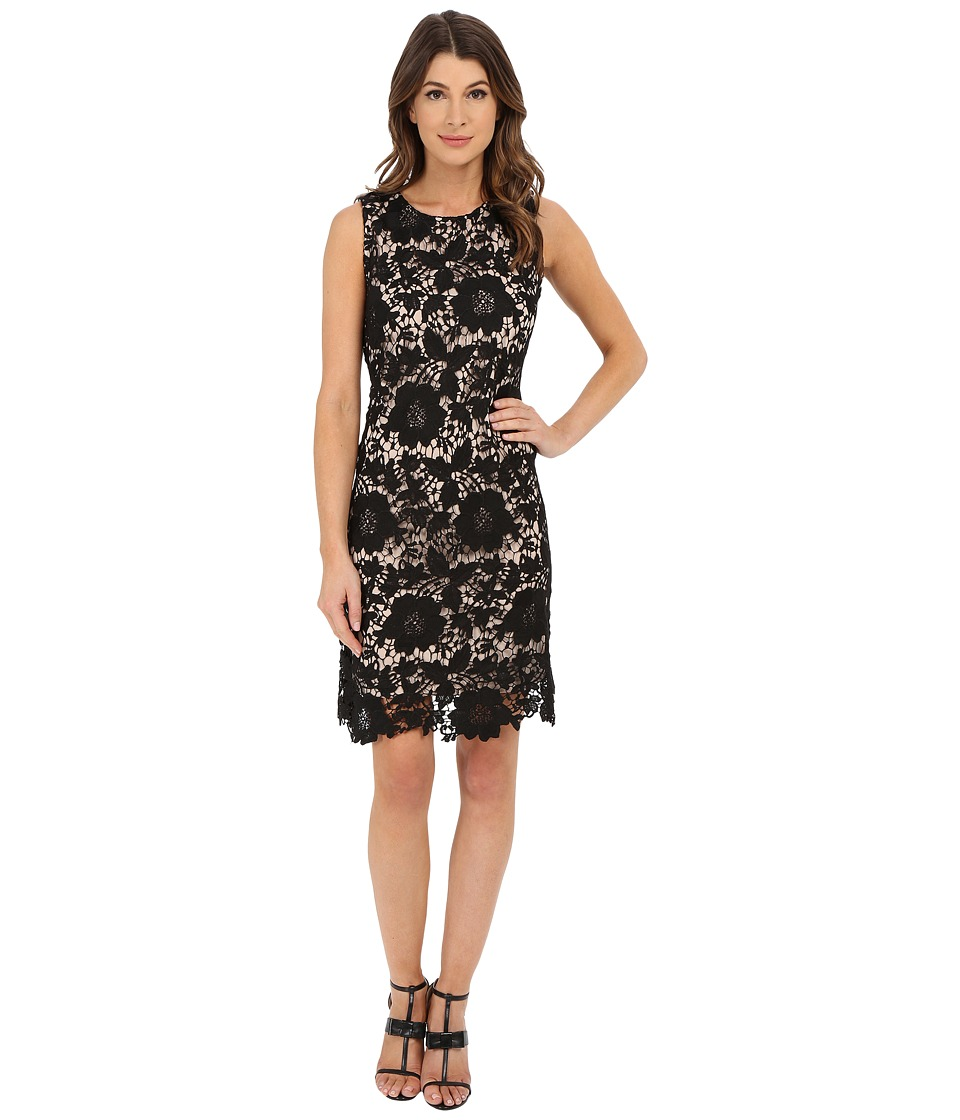 rsvp - Violet Dress (Black/Nude) Women's Dress