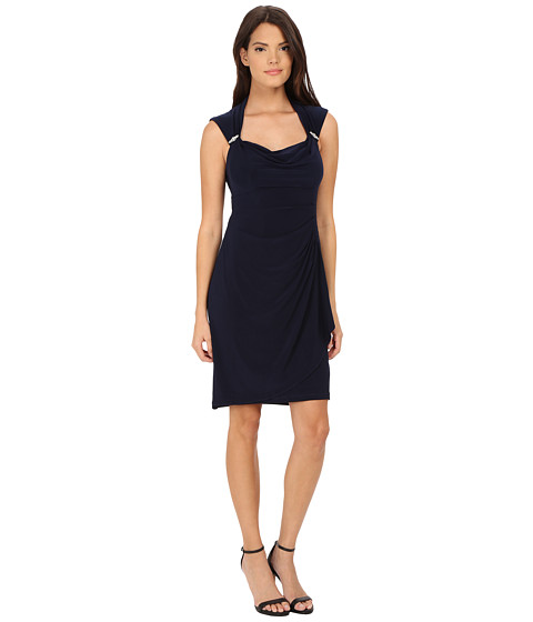 rsvp - Mariella Dress (Navy) Women's Dress