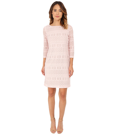rsvp - Emma Lace Dress (Pale Pink) Women
