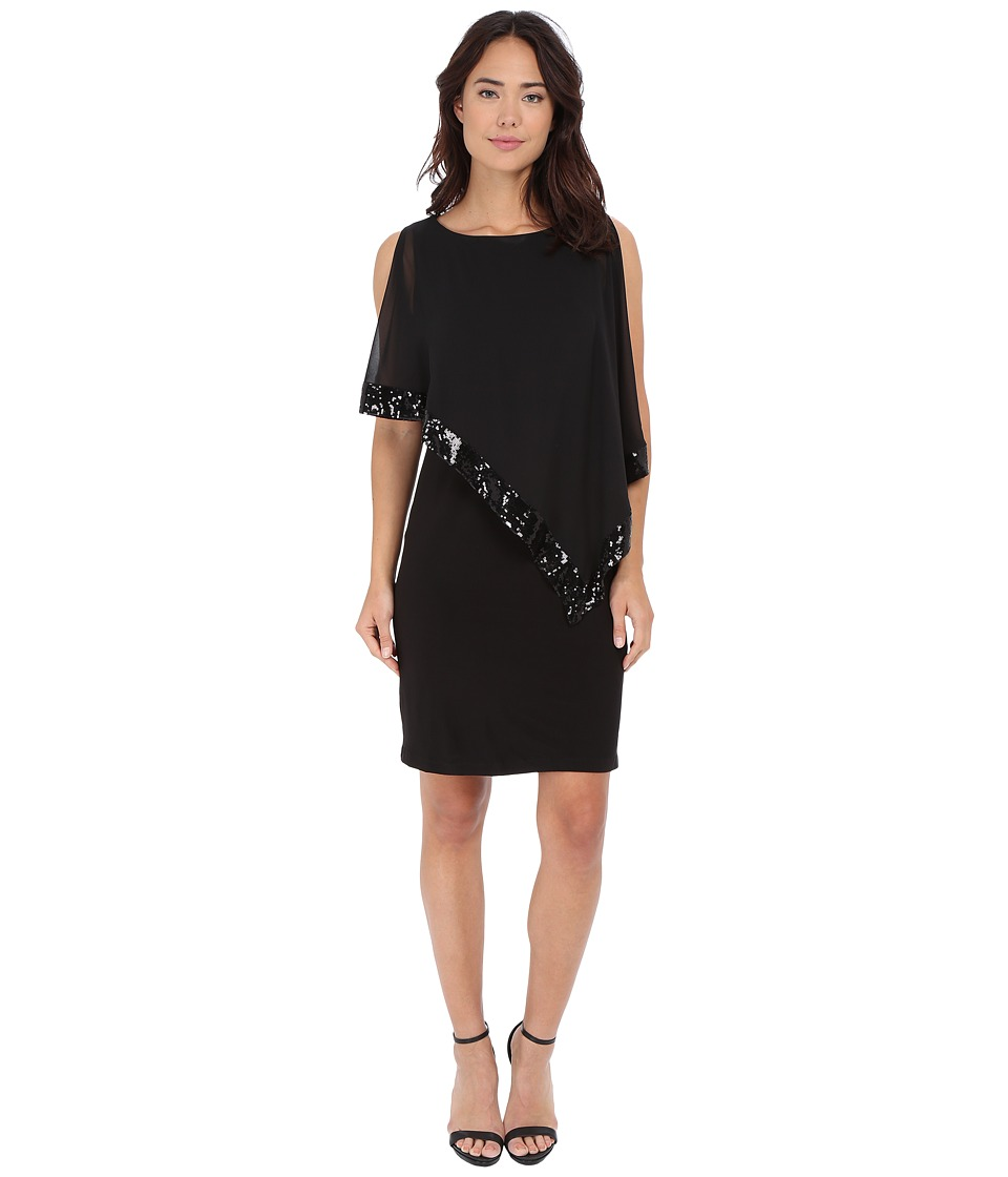 rsvp - Rozalia Dress (Black) Women's Dress